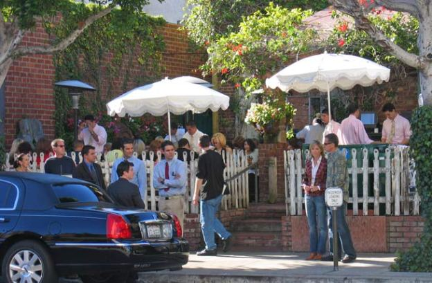 The Ivy, Los Angeles