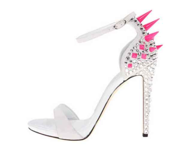 Giuseppe-Zanotti-Pink-Spike-Ankle-Strap-Sandals-2