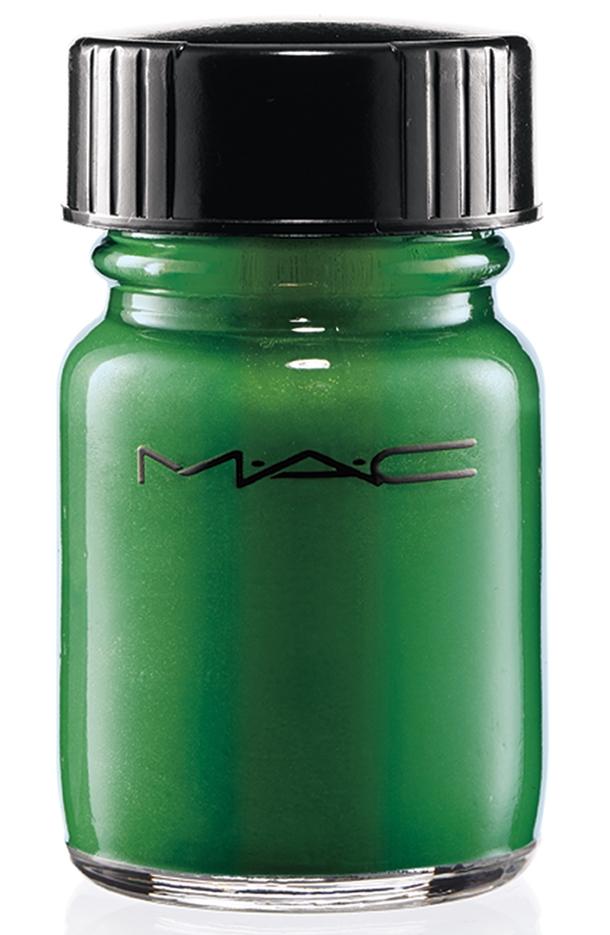 MAC-Rick-Baker-Acrylic-Paint-Landscape-Green