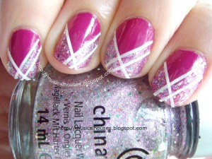 nail art china glaze full spectrum essie footloose 1