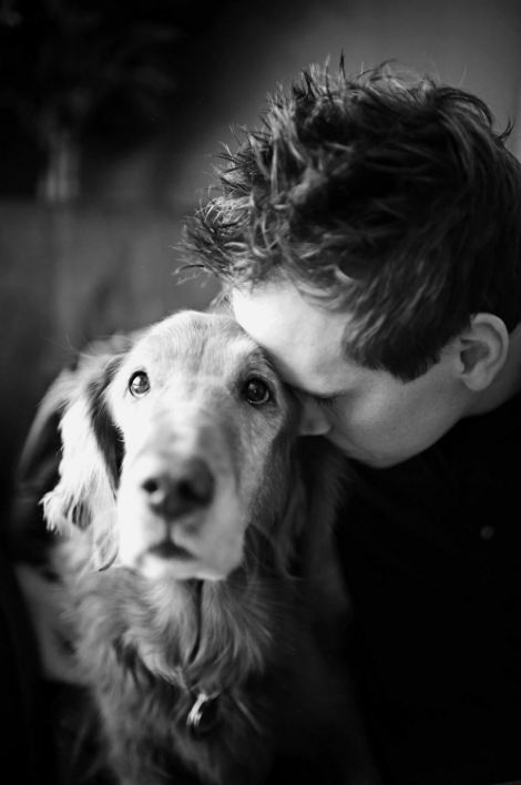 HEARTBREAKING LAST PHOTOS  OF PETS WITH THEIR OWNERS