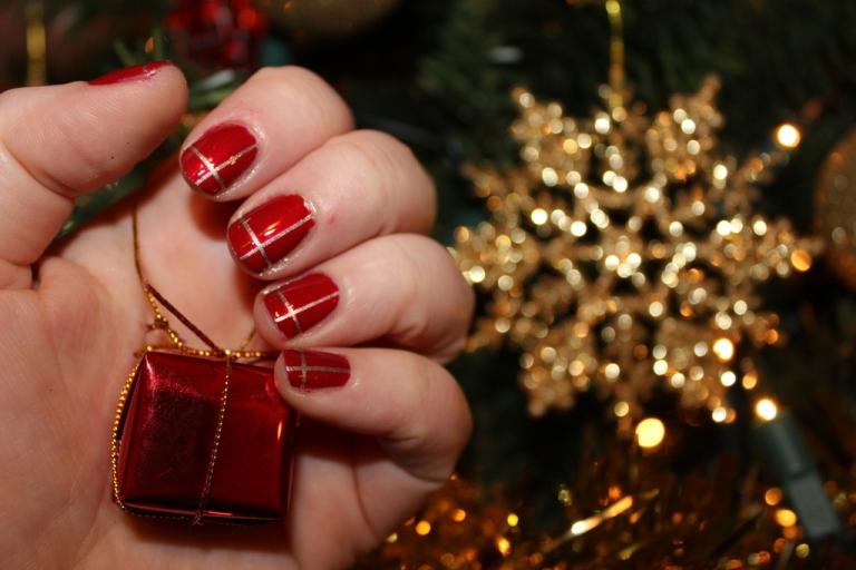 Christmas Nail Art7