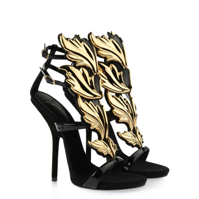 Giuseppe Zanotti Design Stiletto Sandal